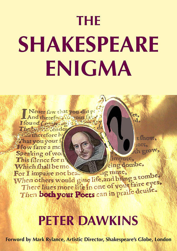 Shakespeare Enigma by Peter Dawkins