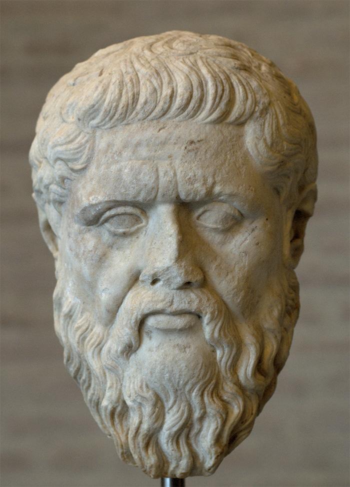 Head of Plato