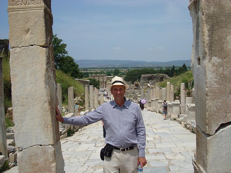 Ephesus, Peter Dawkins