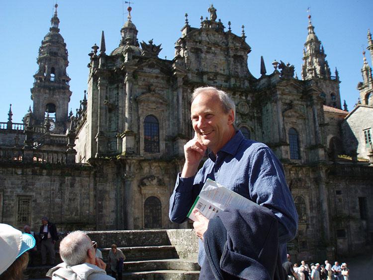 Santiago de Compostela -  Peter Dawkins